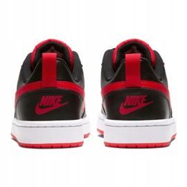 Sapatos Nike Court Borough Low 2 Jr BQ5448-007 preto 1