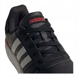 Sapatos Adidas Hoops 2.0 Jr FY7015 preto 2