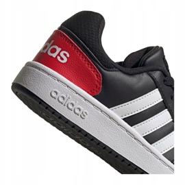 Sapatos Adidas Hoops 2.0 Jr FY7015 preto 3