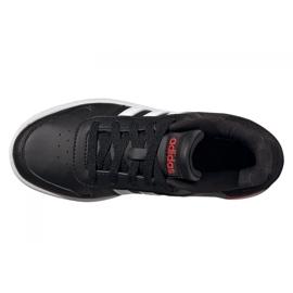 Sapatos Adidas Hoops 2.0 Jr FY7015 preto 4