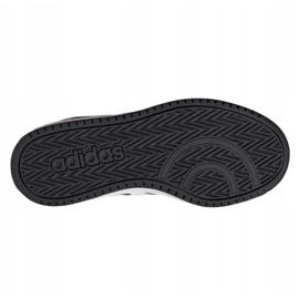 Sapatos Adidas Hoops 2.0 Jr FY7015 preto 5