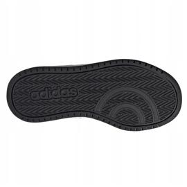 Tênis Adidas Hoops 2.0 C Jr FY9442 preto 5