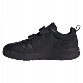 Sapatos Adidas Tensaur Jr S24048 castanho preto 1
