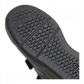 Sapatos Adidas Tensaur Jr S24048 castanho preto 2
