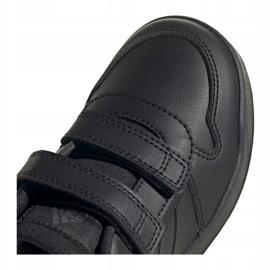 Sapatos Adidas Tensaur Jr S24048 castanho preto 3