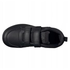 Sapatos Adidas Tensaur Jr S24048 castanho preto 4