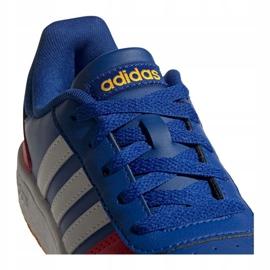 Sapatos Adidas Hoops 2.0 Jr FY7016 azul marinho azul 3