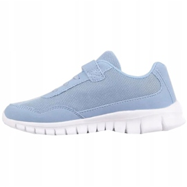 Kappa Follow K Jr 260604K 6110 azul 1