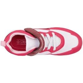Sapatos Kappa Durban Pr K Jr 260894PRK 1022 verde 2