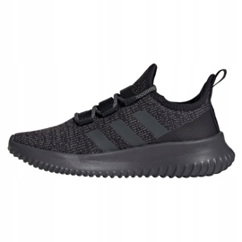 Sapatos Adidas Kaptir Jr EF7243 branco preto 1