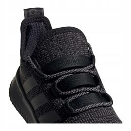 Sapatos Adidas Kaptir Jr EF7243 branco preto 2