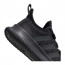 Sapatos Adidas Kaptir Jr EF7243 branco preto 3