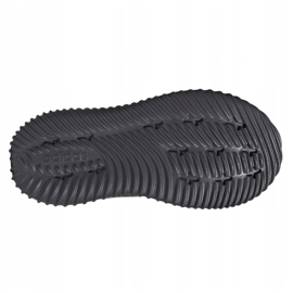Sapatos Adidas Kaptir Jr EF7243 branco preto 5