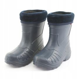 Botas de chuva azul marinho Befado infantil 162P103 3