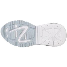 Sapatos Kappa Yero Jr 260891K rosa cinza 3