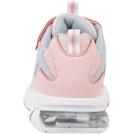Sapatos Kappa Yero Jr 260891K rosa cinza 5