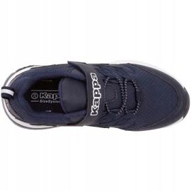 Sapatos Kappa Yaka K Jr 260890K azul marinho 1