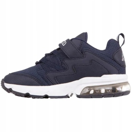 Sapatos Kappa Yaka K Jr 260890K azul marinho 2