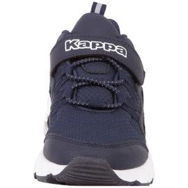 Sapatos Kappa Yaka K Jr 260890K azul marinho 4