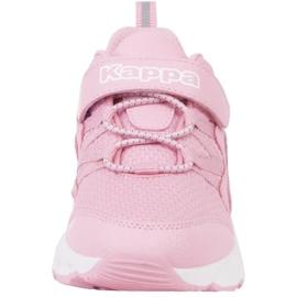 Sapatos Kappa Yaka K Jr 260890K vermelho rosa 4
