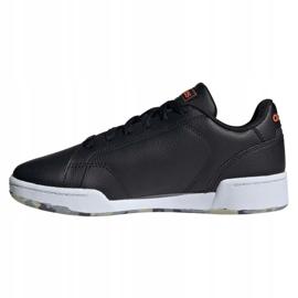 Sapatos Adidas Roguera Jr FY7184 branco preto 5