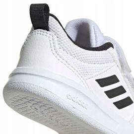 Sapatos Adidas Tensaur I Jr S24052 branco azul marinho 2