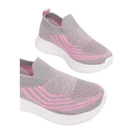 Vices Vícios C-9139-153-cinza / rosa 1