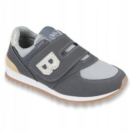 Calçados infantis Befado até 23 cm 516Y040 cinza 1