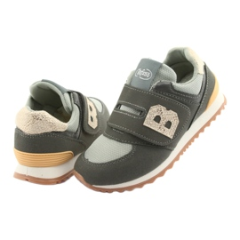 Calçados infantis Befado até 23 cm 516Y040 cinza 9