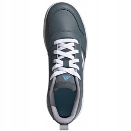 Sapatos Adidas Tensaur K Jr FV9450 multicolorido 1