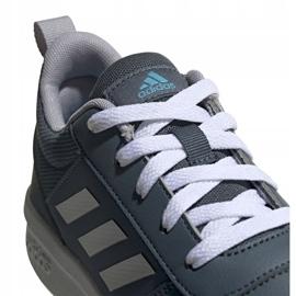 Sapatos Adidas Tensaur K Jr FV9450 multicolorido 3