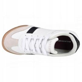 Sapatos Skechers Zinger Jr 93520L-WBK branco azul 2