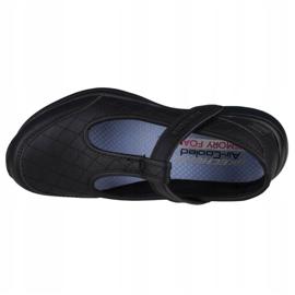 Skechers Microstrides-School Trendz Jr 85716L-BBK preto azul 2