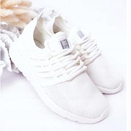 Calçados infantis esportivos tênis Big Star HH374215 branco 2