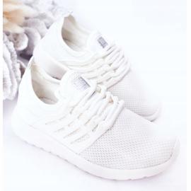 Calçados infantis esportivos tênis Big Star HH374215 branco 4