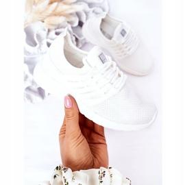 Calçados infantis esportivos tênis Big Star HH374215 branco 3