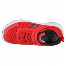 Skechers Dynamic Tread Jr 98151L-RDBK vermelho azul 2