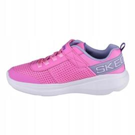 Skechers Go Run Fast-Viva Valor Jr 85401L-PKLV azul rosa 1