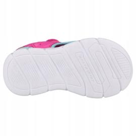 Skechers C-Flex Sandal-Star Zoom Jr 86980N-HPMT azul rosa 4