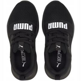 Puma Wired Run Jr 374216 01 preto 3