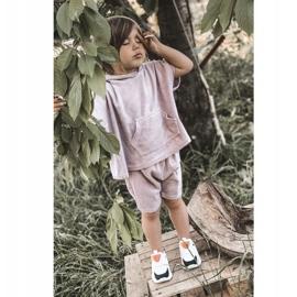 Sapatilhas de tênis para crianças, preto-violeta, hora do jogo branco tolet 6