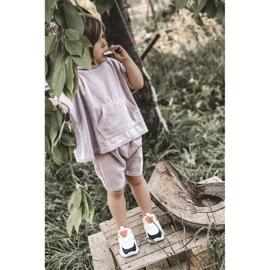 Sapatilhas de tênis para crianças, preto-violeta, hora do jogo branco tolet 7