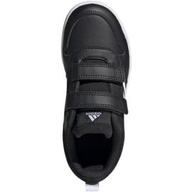Sapatos Adidas Tensaur C Jr S24042 preto 1