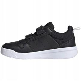 Sapatos Adidas Tensaur C Jr S24042 preto 2