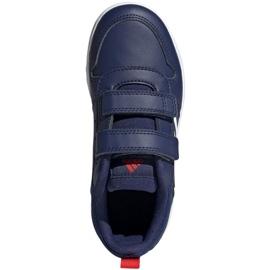 Sapatos Adidas Tensaur C Jr S24050 azul marinho 1