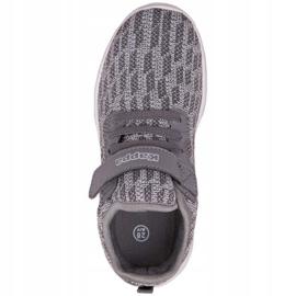 Sapatos Kappa Gizeh Jr 260597K 1614 cinza 1