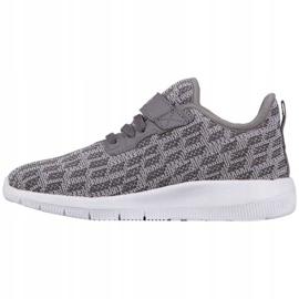 Sapatos Kappa Gizeh Jr 260597K 1614 cinza 2