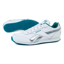 Reebok Royal Cljog 2 Jr EH0865 branco azul 1