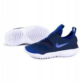Tênis Nike Flex Runner (PS) Jr AT4663-407 azul marinho azul 1