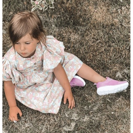Apawwa Calçados infantis esportivos rosa escuro Little Sportsman 8